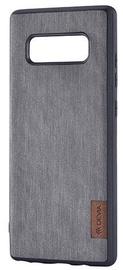 Devia Flax Back Case For Samsung Galaxy Note 8 Grey