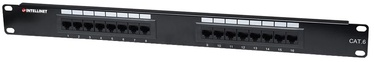 Intellinet CAT6 Patch Panel 16-Ports 519526