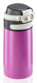 Leifheit Flip Insulated Mug 350ml Purple