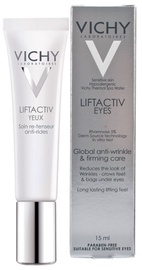 Крем для глаз Vichy LiftActiv Eyes Global Anti-Wrinkle & Firming Care, 15 мл