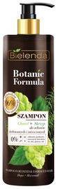 Šampūnas Bielenda Botanic Formula Horsetail + Hops, 400 ml
