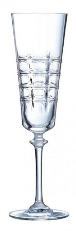 Luminarc Ninon Champagne Glass 17cl 3pcs
