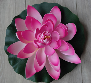 SN Decorative Flower Lily F-004 Pink