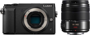 Panasonic Lumix DMC-GX80 + 14-140mm Black
