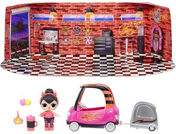 Фигурка-игрушка L.O.L. Surprise! LOL Surprise Auto Shop Spice Doll