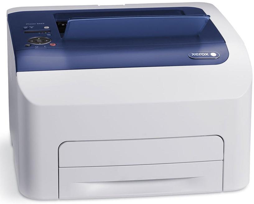 Lazerinis spausdintuvas Xerox Phaser 6022VNI, spalvotas