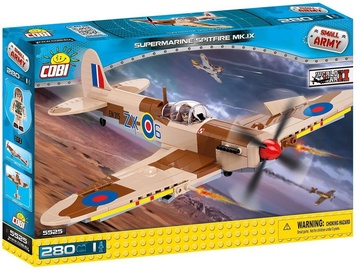 Cobi Small Army WW2 Supermarine Spitfire Mk. IX 5525