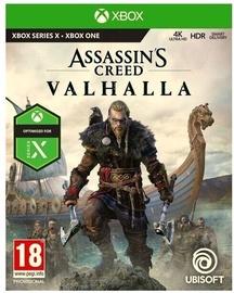 Xbox Series X игрa Ubisoft Assassins Creed Valhalla