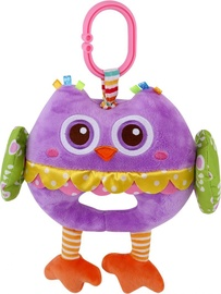 Lorelli Musical Toy Owl Purple 1019127 0001