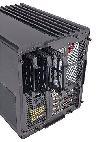 Corsair Carbide Series Air 240 High Airflow Steel Mid Tower Black CC-9011070-WW