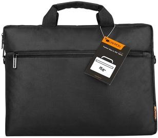 Canyon Casual Laptop Bag 15'' Black