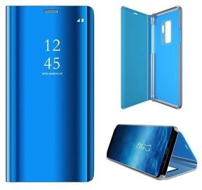 Чехол Mocco Clear View For Samsung Galaxy A42 5G, синий
