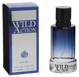 Tualetes ūdens Real Time Wild Action 100ml EDT