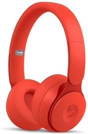 Beats Solo Pro More Matte Collection Red