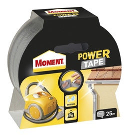 LĪMLENTEMOMENT POWER TAPE 25 m SUDRABA
