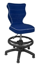 Bērnu krēsls Entelo Petit Black HC+F VS06 Blue, 335x300x895 mm