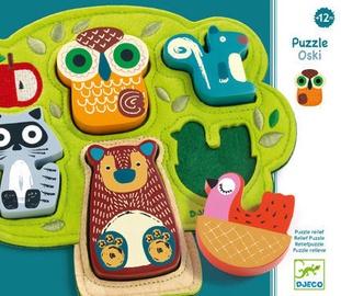 Djeco Wooden Puzzle Oski DJ01039