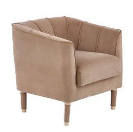 Fotelis Halmar Baltimore Grey, 72x67x71 cm