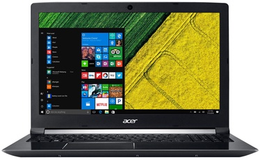 Acer Aspire 7 A715-72G Black NH.GXBEL.005