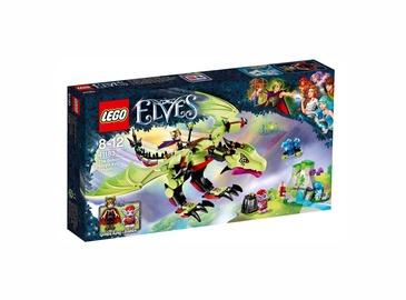 Konstruktor Lego Elves The Goblin King's Evil Dragon 41183
