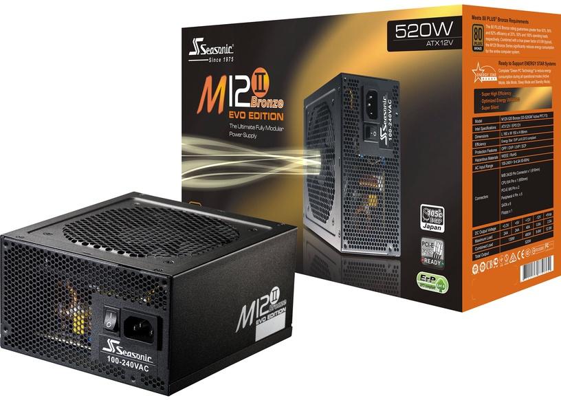 Seasonic M12II-520 EVO 520W M12II-EVO520