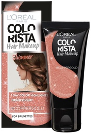 L´Oreal Paris Colorista Hair Makeup Shimmer Copper Gold
