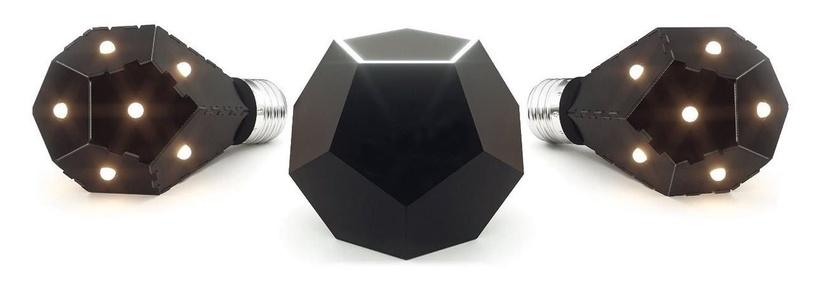 Nanoleaf LED Lamp Smart Hub + 2x Bulb Smart Ivy HomeKit