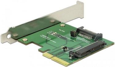 Delock PCIe x4 U.2 SFF-8639 Female