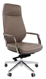 Chairman 920 Leather Grey