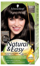 Schwarzkopf Natural & Easy Hair Color 583 Icy Dark Brown
