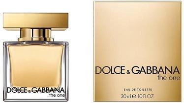 Tualettvesi Dolce & Gabbana The One 30ml EDT