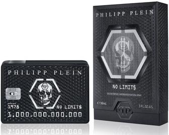 Parfimērijas ūdens Philipp Plein No Limits EDP, 90 ml