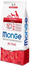 Monge Speciality Line Active Adult With Chicken 12kg