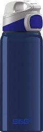 Sigg Water Bottle Miracle Alu Night Blue 600ml