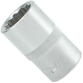 "Yato Bihexagonal Socket 1/2"" 19mm"