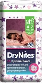 Huggies Dry Nites Girls 10
