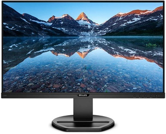 "Monitorius Philips 243B9, 23.8"", 4 ms"