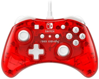 Игровой контроллер Pdp Rock Candy Wired Controller Stormin Cherry