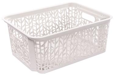 BranQ Basket Bamboo White