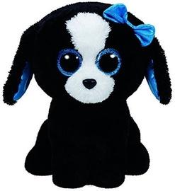 TY Beanie Boos Dog Tracey Black 24cm