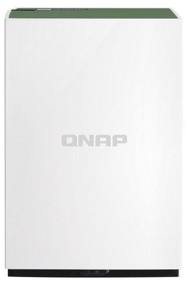 QNAP Systems TS-228A 2-Bay NAS 8TB Iron Wolf