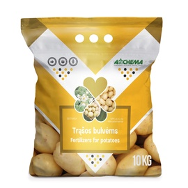 Trąšos bulvėms Agrochema, 10 kg