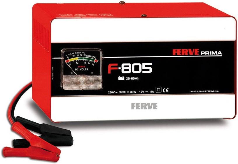 Зарядное устройство Ferve F-805, 12 В