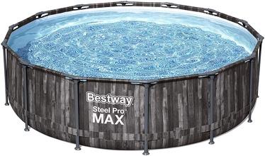 Bassein Bestway Steel Pro Max 5614Z, must, 4270x1070 mm, 1303 l