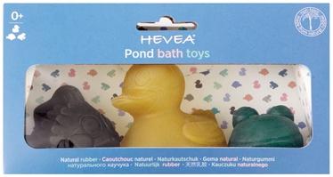 Hevea Rubber Bathing Toy 3pcs