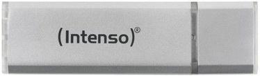 USB atmintinė Intenso Alu Silver, USB 2.0, 16 GB