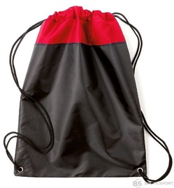 Tremblay Sport Shoes Bag Black/Red