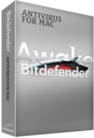 Bitdefender Antivirus for Mac 3Y 3U