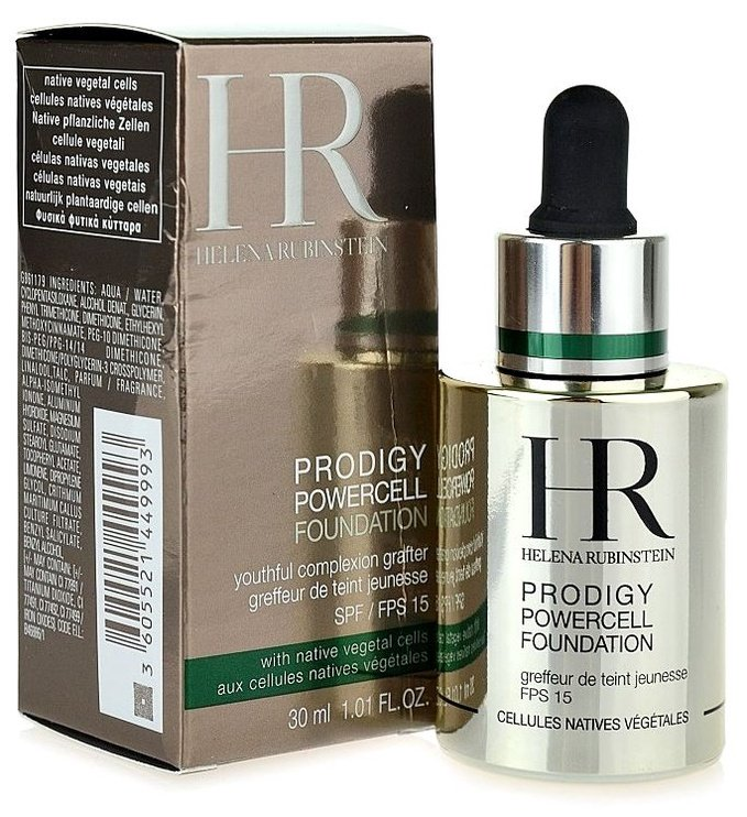 Helena Rubinstein Prodigy Powercell Foundation SPF15 30ml 30
