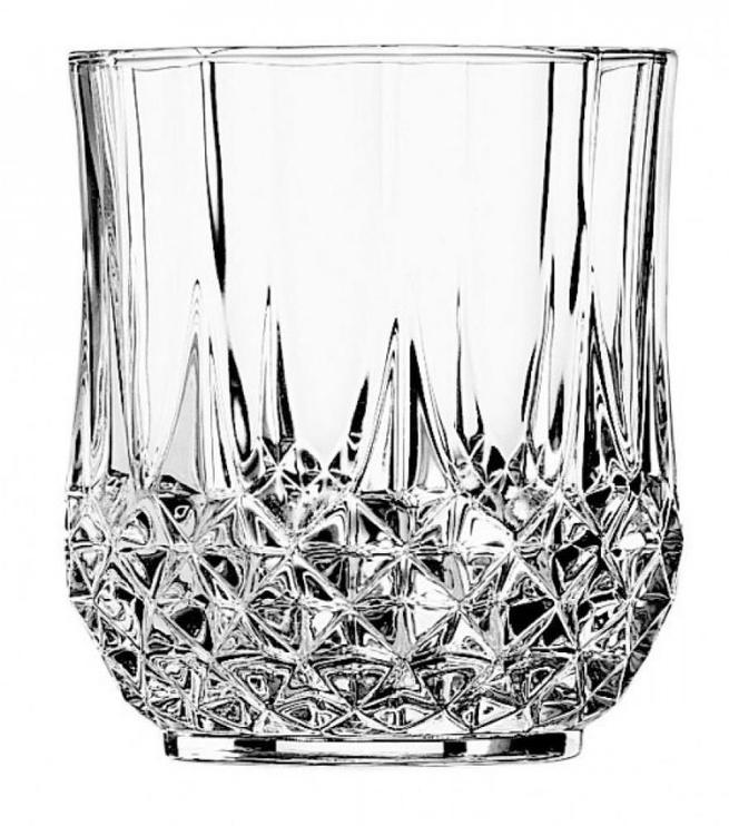 Eclat Longchamp Whiskey Glass Set 32cl 6pcs